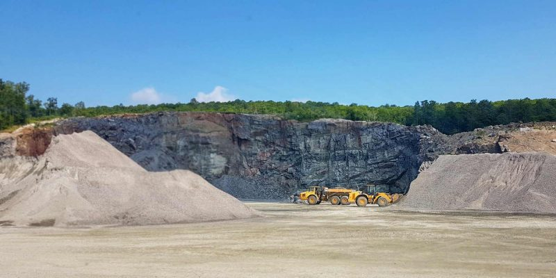 Leveque Bros Aggregates Quarry