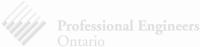Professional Engineers Ontario Logo